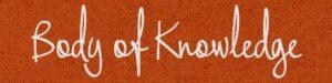 Body of Knowledge naam