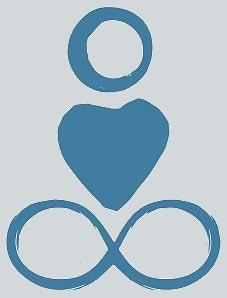 Infinite-heart-simple-klein-GRIJS